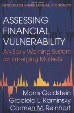 Assessing Financial Vulnerability: An Early Warning System for Emerging Markets
