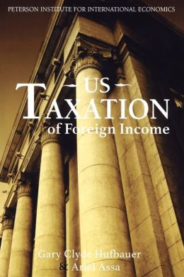 US Taxation of International Income