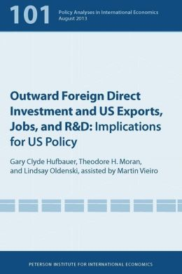 Outward FDI, US Exports, US Jobs, and US R&D: Implications for US Policy