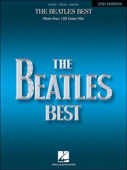 Beatles Best (Piano, Vocal, and Guitar Series)