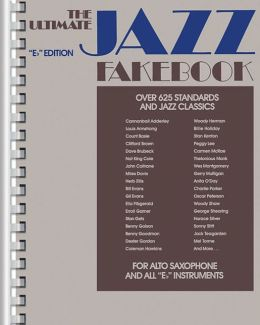 Ultimate Jazz Fake Book: E Flat