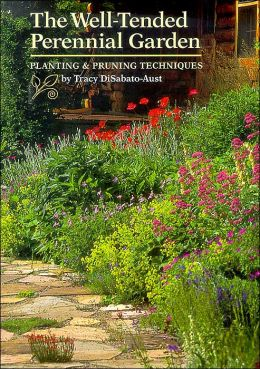 Well-Tended Perennial Garden: Planting and Pruning Techniques