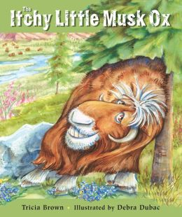 The Itchy Little Musk Ox