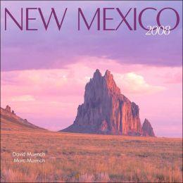 2009 New Mexico Wall Calendar