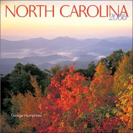 2009 North Carolina Wall Calendar