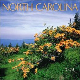 2009 North Carolina Wall Calendar
