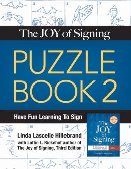 Joy of Signing Puzzle Book #2