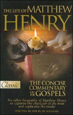 Life of Matthew Henry