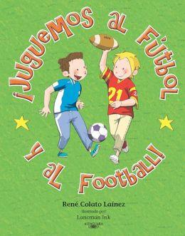 Juguemos al futbol!