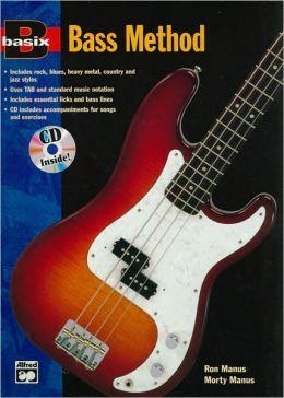 Basix Bass Method: Book & CD