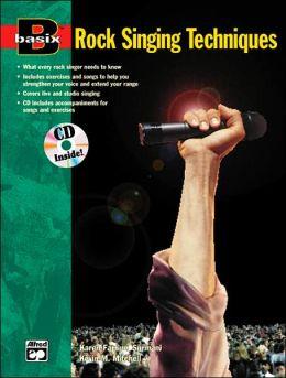 Basix: Rock Singing Techniques