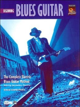 Complete Blues Guitar Method: Beginning Blues Guitar, Book & Enhanced CD