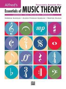 Essentials of Music Theory: Teacher's Answer Key