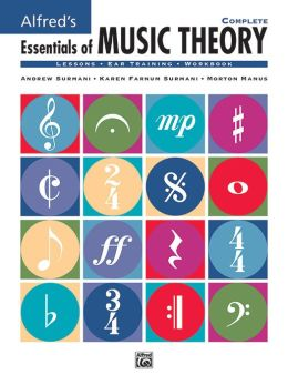 Essentials of Music Theory: Complete, Book & 2 CDs