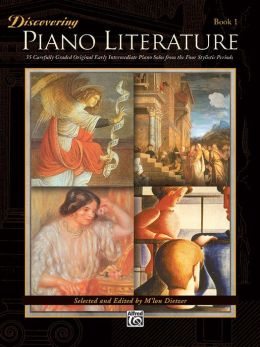 Discovering Piano Literature, Bk 1