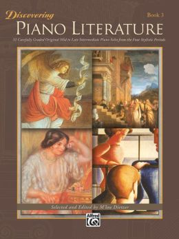 Discovering Piano Literature, Bk 3