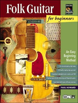 Folk Guitar for Beginners: Book & Enhanced CD