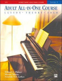 Alfred's Basic Adult All-in-One Piano Course, Bk 2