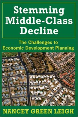 Stemming Middle-Class Decline: The Challenges to Economic Development Planning