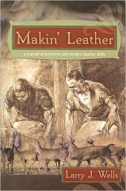 Makin' Leather (New Cover)