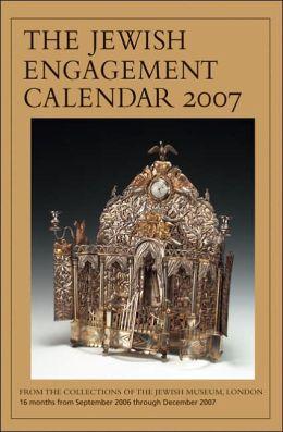Jewish Engagement Calendar 2007