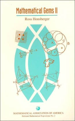 Mathematical Gems II (The Dolciani Mathematical Expositions Series, No.2)