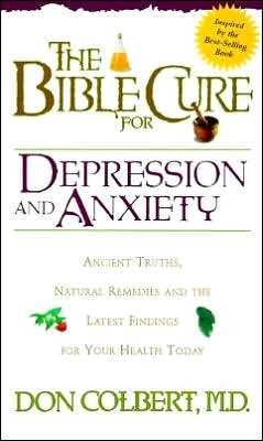 Bible Cure For Depression/Anxiety