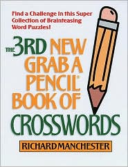 The 3rd New Grab a Pencil Book of Crosswords
