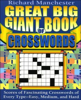 Great Big Giant Book of Crosswords