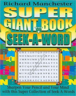 Super Giant Book of Seek-A-Word