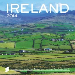 2014 Ireland Wall Calendar