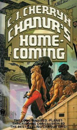 Chanur's Homecoming (Chanur Series #4)