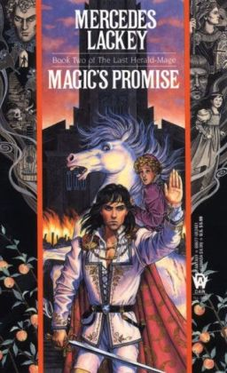 Magic's Promise (Last Herald Mage Series #2)