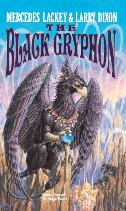 The Black Gryphon (Mage Wars Series #1)