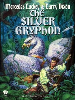 The Silver Gryphon (Mage Wars Series #3)