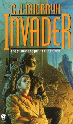 Invader (First Foreigner Series #2)