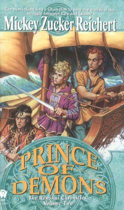 Prince of Demons (Renshai Chronicles Series #2)