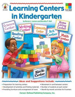 Learning Centers in Kindergarten