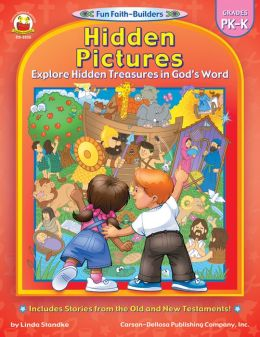 Hideen Pictures: Explore Hidden Treasures in God's Word