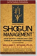 Shogun Management: How North Americans Can Thrive in Japanese Companies