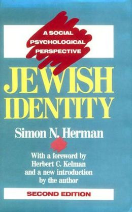 Jewish Identity: A Social Psychological Perspective