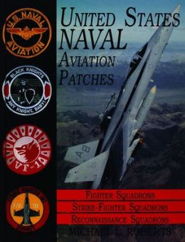 United States Naval Aviation Patches: Fighter/Fighter Attack/Reconnaissance Squadrons