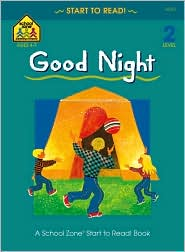 Good Night (Start to Read)