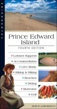 Prince Edward Island: Colourguide