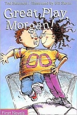 Great Play, Morgan!
