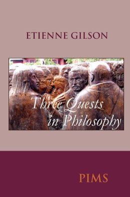 Three Quests of Philosophy