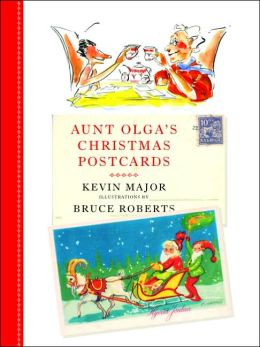 Aunt Olga's Christmas Postcards