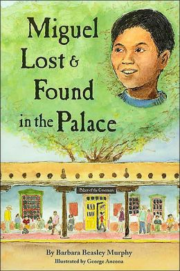 Miguel Lost and Found in the Palace