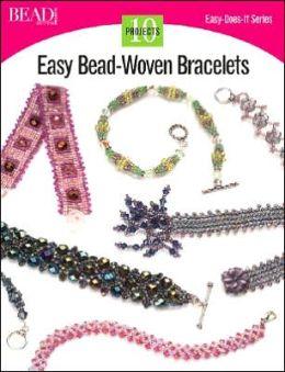 Easy Bead-Woven Bracelets: 10 Projects