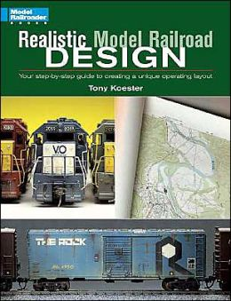 Realistic Model Railroad Design: Your Step-by-Step Guide to Creating a Unique Operating Layout